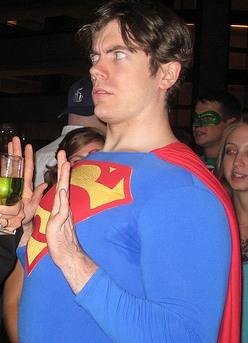 Presteza de Super Homem