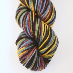 """Bees Knees"" - 3-ply Purewool - 3.7 ounces"