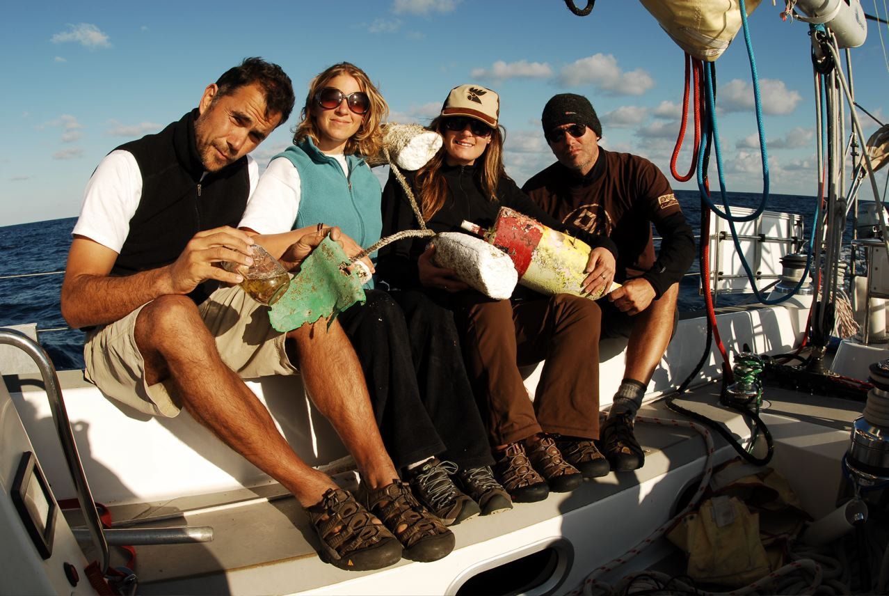 5gyres.org Team @ Atlantic Gyre