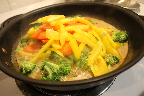 Vegan Green Thai Curry