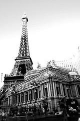 Eiffel Sunshine (Abdullah Jery Photography) Tags: travel las vegas sun white black paris france tower america hotel state taxi united jerry sunny eiffel mohammed riyadh abdul abdullah   jery