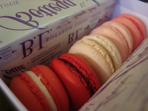 French Macarons @ Bottega Louie