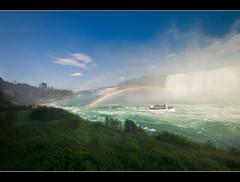 Double rainbow... (max tuta noronha) Tags: usa canada niagarafalls d200 miasbest