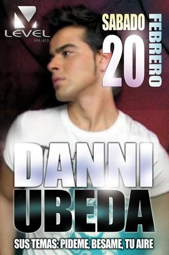 Danni Ubeda - Discoteca Level