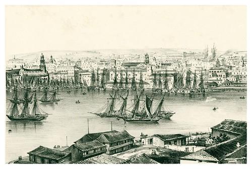 005-La Habana desde Casa-Blanca 2-Álbum pintoresco de la Isla de Cuba- 1853