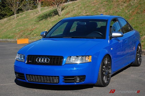 "'04 Audi S4 with 19"" BBS CH's"