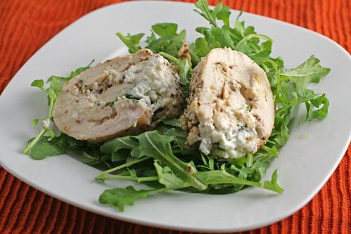 Chicken Roulade 6