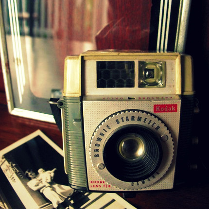 Vintage Camera 1