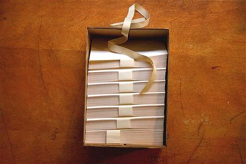 Mr. Yagoobians Envelopes