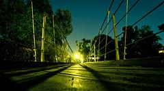 Hillcrest Suspension Bridge (lychyi) Tags: street sandiego suspensionbridge spruce hillcrest