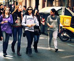 Teen world vol 04.- (nicoframes) Tags: candidphoto streetwalkers preteengirls teenagepeople
