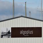 Enseigne Algoplus, Roscoff
