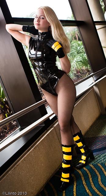 Megacon Black Canary-1