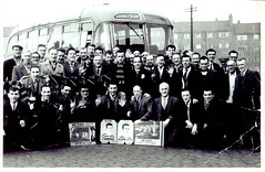Image titled Millburn Celtic Supporters, 1960s.