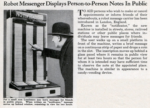 Twitter en 1935