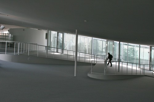 Rolex Learning Center (EPFL)
