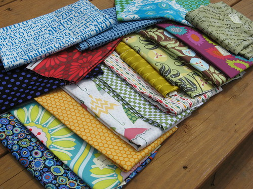 More yummy fabrics