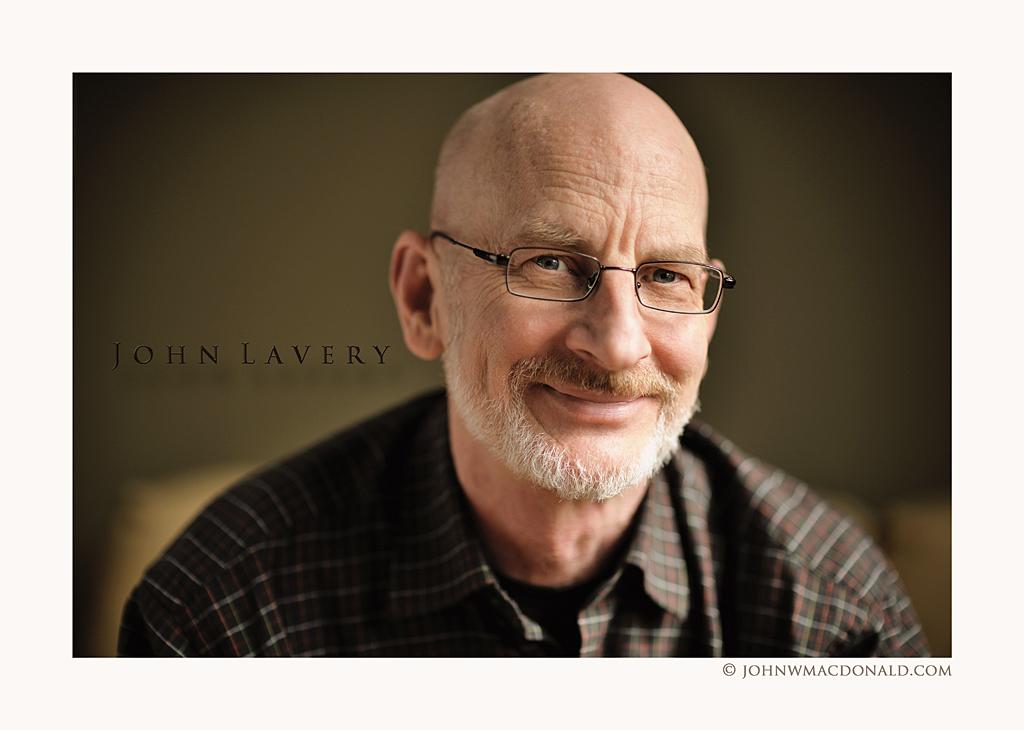 John Lavery - Headshot 1