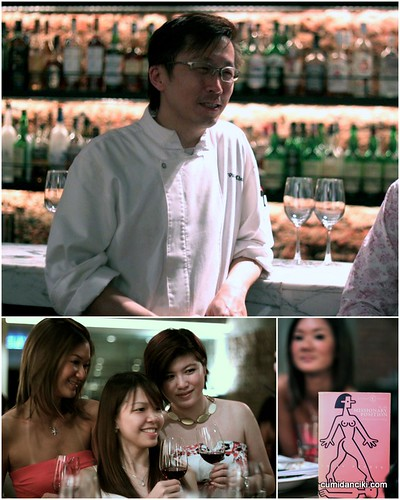 leo , the chef and the girls