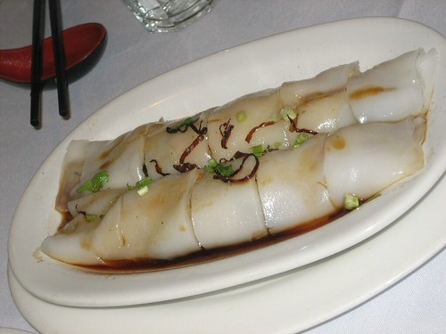 chee cheong fun (my favourite)
