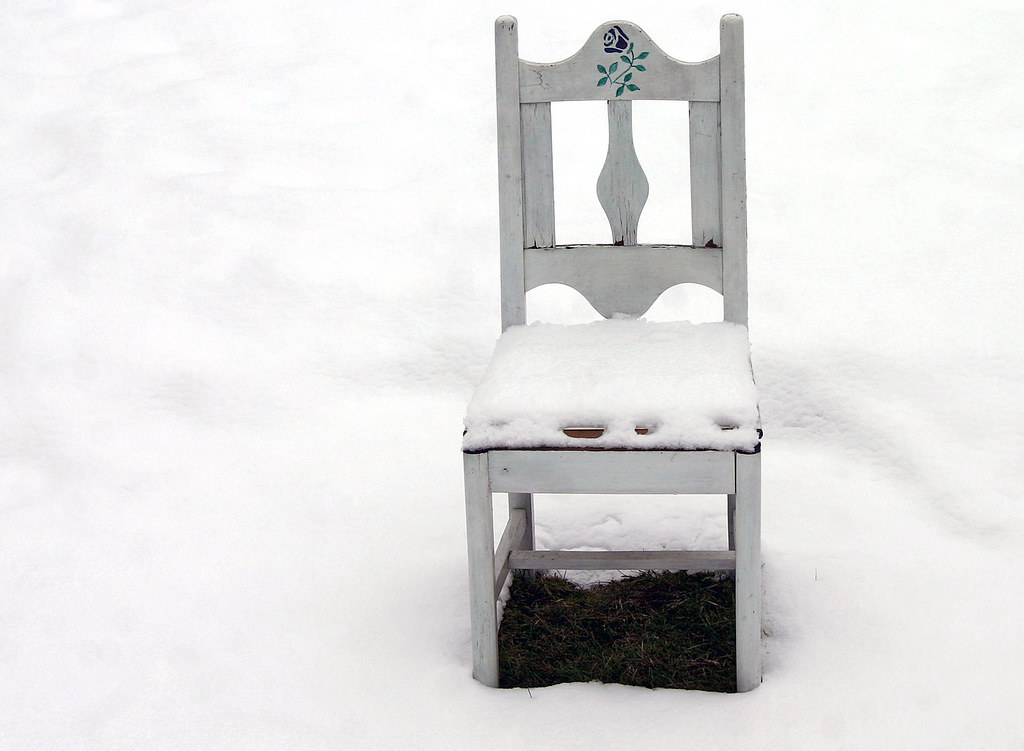 The Winter Chair...