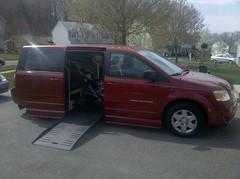 Siraya's New Van