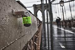 Love Locks on Brooklyn Bridge 1 (Kevin Colton Photography) Tags: newyorkcity brooklynbridge padlocks lovelocks
