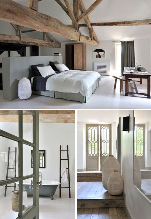 Holiday home in the south west of france the style files - Sarah lavoine maison de campagne ...