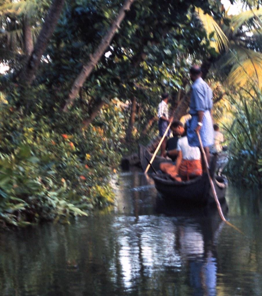 Kerala waterway