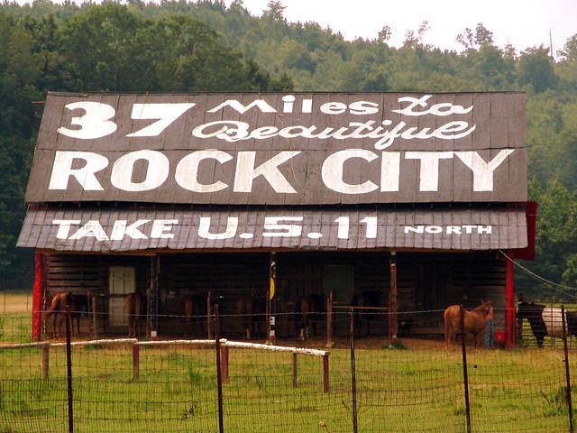 37 Miles to Rock City