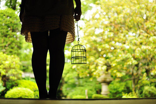 L'Oiseau bleu_Edo-Tokyo Open Air Architectural Museum04 by ajari