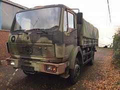 MB NG 1017 (Vehicle Tim) Tags: mercedes mb ng 1017a 1017 lkw truck pritsche armee army military militär bundeswehr fahrzeug