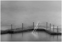Malabar Ocean Pool (Jo Langtry) Tags: 2017 canoncollective canonef70300mmf456lusm coast eastvsnorthchallenge le maroubraoceanpool nisifilters nsw ocean oceanpool rocks seascape sonya7rii sunrise sydney teameast teamemma