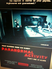 Day 288: Paranormal Activity