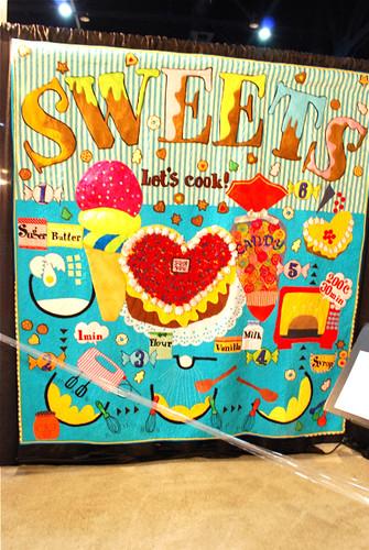 Sweets by Kayoko Ohzono