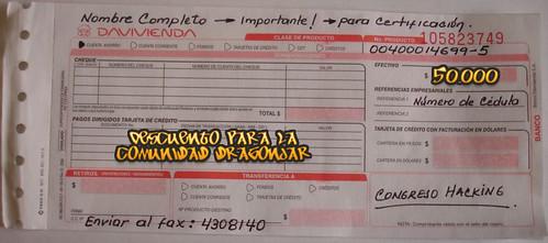 4031411560 6501e329e3 2do Congreso Nacional de Hacking Ético (Bogotá, Colombia)