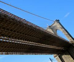 Under the Brooklyn Bridge (ChrisGoldNY) Tags: city nyc newyorkcity urban usa newyork architecture brooklyn america buildings forsale dumbo bridges brooklynbridge albumcover gothamist bookcover curbed bk chrisgoldny chrisgoldberg chrisgold chrisgoldphoto chrisgoldphotos