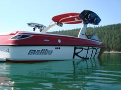 Breckh Tilden's Malibu 23 vRide