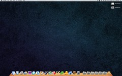 Desktop 11/09 (ambitdesigns) Tags: desktop november light wallpaper wooden dock icons designs difficile ambit clostridium