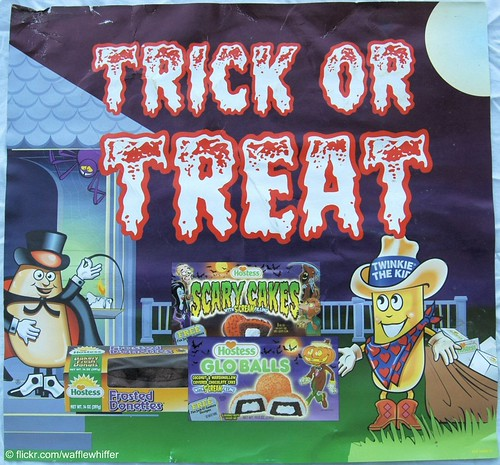 Hostess Trick Or Treat