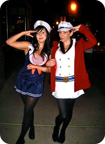 Sarah and me!