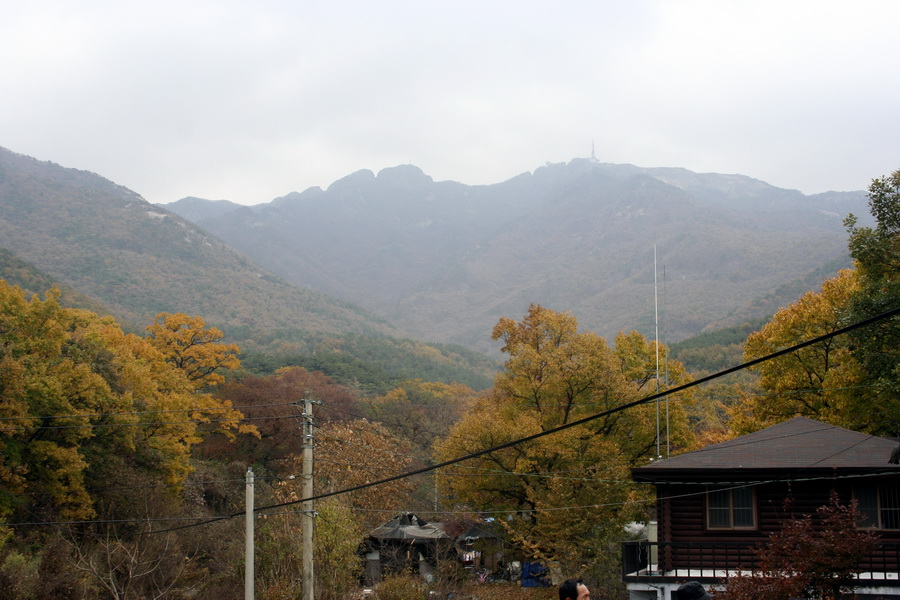Gyeryongsan (near Shinwonsa temple)2