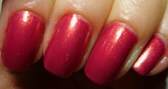 OPI Senorita Rose-alita (ballekarina) Tags: nail polish senorita opi rosealita