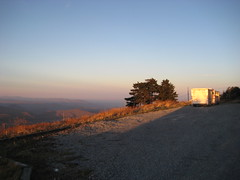 Sunrise on Whitetop Mountain Photo