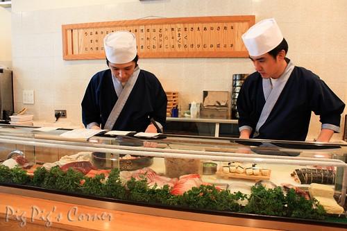 sushi hiro, london 02