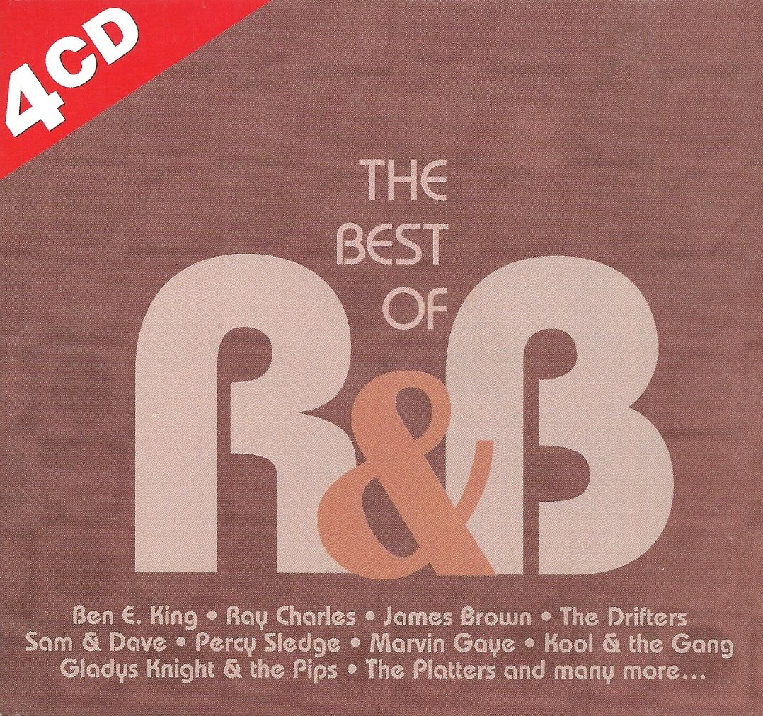 [2008] The Best of R&B (4 CD Collection) @320 with Cover Art! [Inert01] preview 0