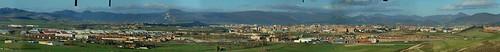 Pamplona y la Cuenca desde Zolina