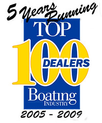 Malibu Boats Dealer Earns Top Industry Honor