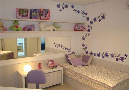 quartos para meninas