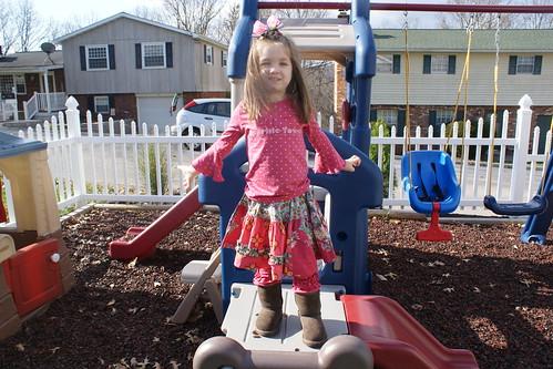 Ayla's Matilda Jane Nov 09 013